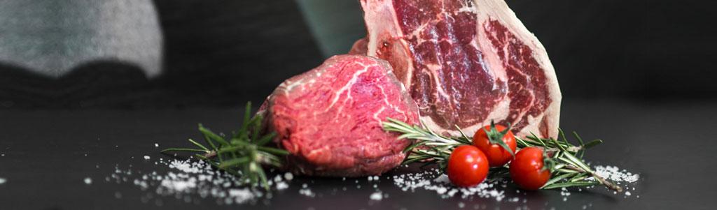 Restaurant Hofgut Gönnehim - Dry Aged Beef vom irischen Weiderind